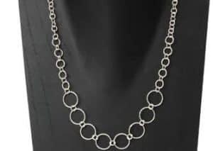 Hand made chain