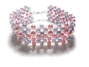 right angle bead weaving
